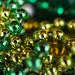 Macro Mondays 10 years (Alida's Photos) Tags: macro macromondays happy10years celebration green beads sparkle