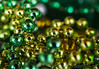Macro Mondays 10 years (Alida's Photos) Tags: macro macromondays happy10years celebration green beads sparkle