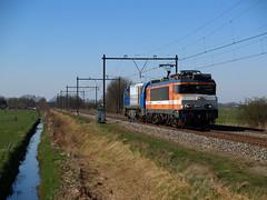 Locon 9903 (jvr440) Tags: trein train spoorwegen railroad railways amersfoort eempolder locon 1600 9900