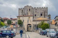 Francolise (CE), 2017, Il Castello di origini normanne. (Fiore S. Barbato) Tags: italy campania francolise castello torri torre normanni normanno normanne