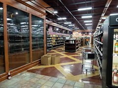 Wine... (Nicholas Eckhart) Tags: america us usa closing gianteagle supermarket grocery retail stores ohio oh columbus