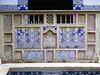 Balustrade (magellano) Tags: algiers algeri algeria palaisdurais bastion bastione 23 balustrade balaustra legno wood ceramica tile قصر الرياس alger algérie