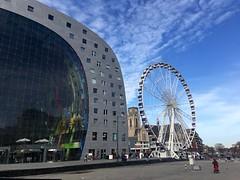 Markthal Rotterdam (Un tocco di zenzero) Tags: rotterdam rooterdamfoodieguide myrotterdam visitholland visitrotterdam