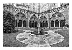 CATEDRAL DE TARRAGONA- Claustro  (Cataluña-España ) (RAMUBA) Tags: catedral seo tarragona cataluña españa claustro gotico gothic cloister