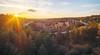 Atardecer en Revenga. (KitosRD) Tags: landscape sunset sun sunlight arboles paisaje sol orton effect atardecer fujifilm fuji revenga efectoorton samyang12mm fujixt10