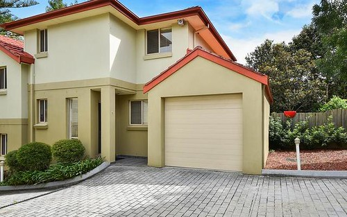 8/3-5 Webb Avenue, Hornsby NSW