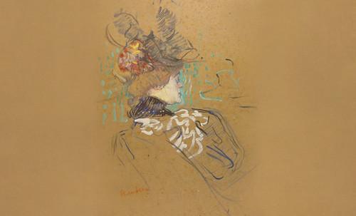 "Las Madeleines escuchando la soleada soledad, descripciones de Henri de Toulouse Lautrec (1889) y Pablo Picasso (1904). • <a style=""font-size:0.8em;"" href=""http://www.flickr.com/photos/30735181@N00/8805105557/"" target=""_blank"">View on Flickr</a>"
