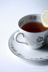 A cup of tea... (Elin.Damberg) Tags: food cup fashion lemon tea drinks