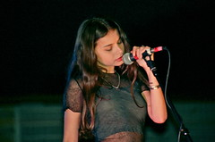Hope Sandoval (Bites N Sites) Tags: park music hope star masquerade mazzy sandoval