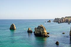 Lagos (Jaime Prez) Tags: ocean portugal water agua rocks lagos algarve rocas ocano