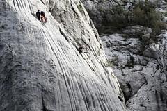 climbing (cyberjani) Tags: rock climbing paklenica velebit