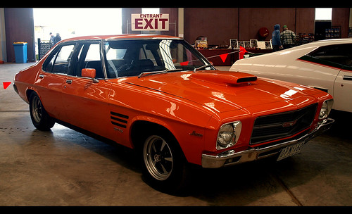1973 HQ Holden Monaro