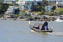 Venice in Brisbane (Grenzeloos1 - thanks for 5 million+ views!) Tags: city winter river brisbane queensland gondola venetian 2013 goldengondola