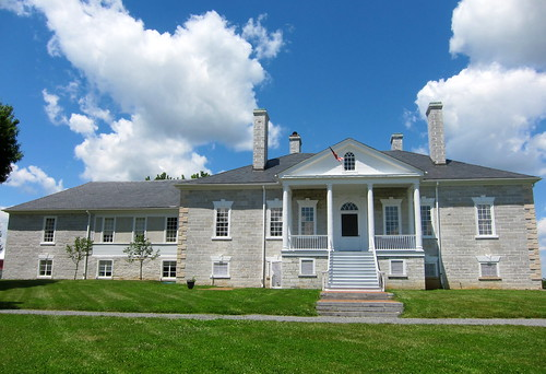 Manor House, Belle Grove Plantation