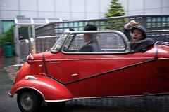 Breakaway (edwardhorsford) Tags: brazil cinema building london film car mystery employment good secret fantasy 80s terry future futurism 20 job bt croydon org gilliam 40s career messerschmitt bureaucrat goodorg secretcinema20