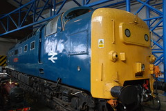Deltic (Sam Tait) Tags: york england english electric museum railway class national mallard 55 75 deltic