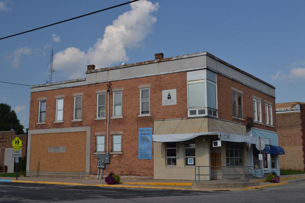 Farmers & Merchants Bank, of Orfordville