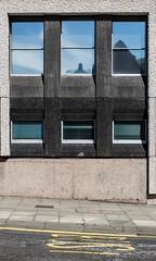 Telecommunications Centre, Dundee, Scotland (SpaceLightOrder) Tags: architecture scotland dundee bt brutalism britishtelecom telephonehouse prefabrication ianburkeassociates telecommunicationscentre