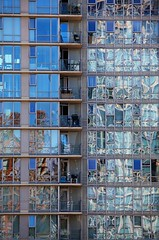 Artistic Interpretations (gordeau) Tags: reflection building gordon ashby thechallengefactory gordeau