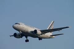 A318 F-GUGA app 1-4f (Avia-Photo) Tags: plane airplane airport aircraft aviation jet aeroplane airline airbus dusseldorf airlines dsseldorf flugzeug duesseldorf airliner airliners planespotting aviacion dus planespotter eddl
