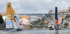 Extreme Sailing Series 2013 - Porto (E.Rocha) Tags: sailing extreme porto series 2013
