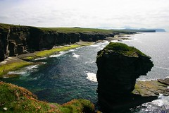 West coast of Orkney (Owen H R) Tags: west coast orkney cliffs seastack owenhr