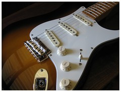 Stratocaster (interestedbystandr) Tags: classic player fender 50s stratocaster