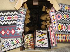 (Monica Forss) Tags: italy shop carpet italia basket sicily sicilia erice canonixus75