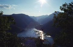 0413_Montenegro 2013_Pluzine_Nikon F801_24d_441 (nefotografas) Tags: trip vacation film lens iso200 nikon kodak fresh tokina montenegro kodacolor 2870mm f801 pluine