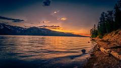 End of the Day (scoyle0825) Tags: sunset grandtetonnationalpark jacksonlake