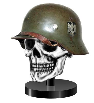 【復刻再販】TEPPACHI 鉄鉢 1/6 戦闘用ヘルメットコレクション