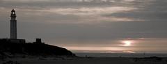 Tombolo de Trafalgar (nacho rojo) Tags: faro paisaje cadiz espaaspain tombolodetrafalgar tombolodetrafalgarconil