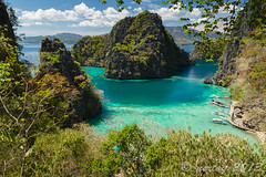 View from Coron Island (nertog - Walk With Me) Tags: ocean seascape nature landscape islands paradise turquoise philippines tropical coron pilipinas islandhopping palawan busuanga tamron1750f28 canoneos7d nertog wimhertog