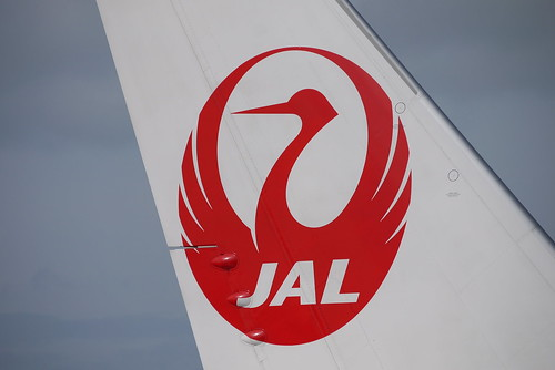 JAL 777-200ER at HNL
