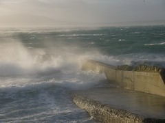 Rathlin winter (fee-ach) Tags: ireland winter storm islands europe waves wind wave windy storms winds rathlin rathlinisland irishislands