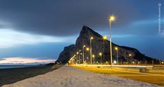 Gibraltar (Roberto Carlos Pecino) Tags: paisajes luces samsung amanecer gibraltar nx robertocarlospecino nx1100