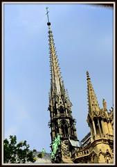 Cathdrale Notre Dame de Paris (Renal Bhalakia) Tags: paris france church architecture europe cathedral notredame cathdrale iledelacite ledelacit lutetia frencharchitecture cathdralenotredamedeparis nikond600 lutetium frenchgothicarchitecture renalbhalakia nikon28300mmvr
