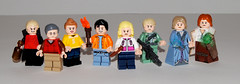 Season 4 (Mr.Savath_Bunny) Tags: horse angel dark comics toys lego vampire willow superhero spike buffy sunnydale witches slayer xander joss whedon minifigure bigbad