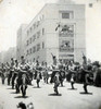 Kings Birthday Parade Jerusalem Scots Pipe Band 1945