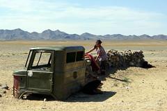 Somewhere in the Gobi... a wall begins (10b travelling / Carsten ten Brink) Tags: asia goat mongolia camel nomad prehistoric petroglyph herd gobi rockart 2012 herdsmen pictograph mongolei rockengraving bichigtkhad carstentenbrink iptcbasic bituut bayangiinnuuru