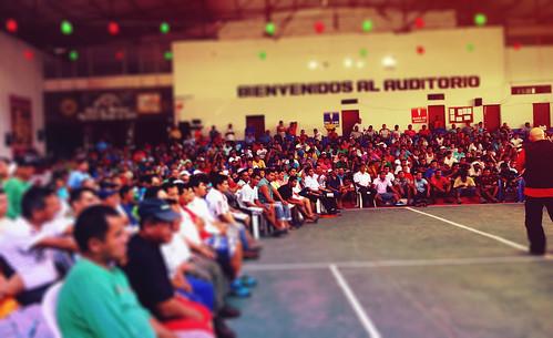 Miguel En Un Penitencia en Peru 2.29.2014