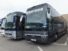 Sharpes of Nottingham (Deen Tyauvin) Tags: vanhool sharpes sharpesofnottingham 7owx 7jxo