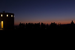 Griffith Observatory (joejungmann) Tags: sunset ex silhouette prime observatory griffith dg sigma50mm hsm