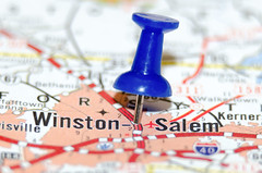 winston-salem city pin on the map (DigiDreamGrafix.com) Tags: county city trip travel nc globe pin state maps political country northcarolina spot location business destination salem geography population continent winston ws forsyth pinned located geographical onthemap abroadwinstonsalem