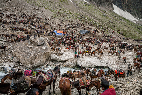 India - Amarnath, Kashmir