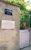 Maison du Dr Dugoujon, mémorial Jean Moulin, Caluire (Rhône, France) (Denis Trente-Huittessan) Tags: mortpourlafrance 21juin1943 francisqueeugènerendu 19juin1940