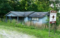 Prime Real Estate (4 Pete Seek) Tags: abandoned zeiss sony alpha notrespassing abandonedproperty nex pauldingcounty realestatelisting pauldingco sonynex nex5n sonynex5n sonyzeiss24mmf18 zeiss24f18