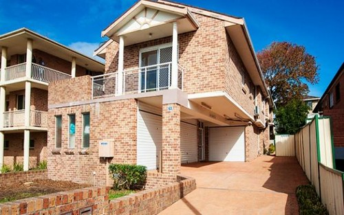 1/63 Hudson Street, Hurstville NSW 2220