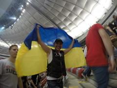 Fans from Ukraine!