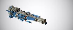 star cruiser (per_ig) Tags: lego mini scifi spaceship cruiser mtron miniscale